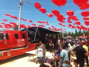 Globotur en Gastrea Market fest