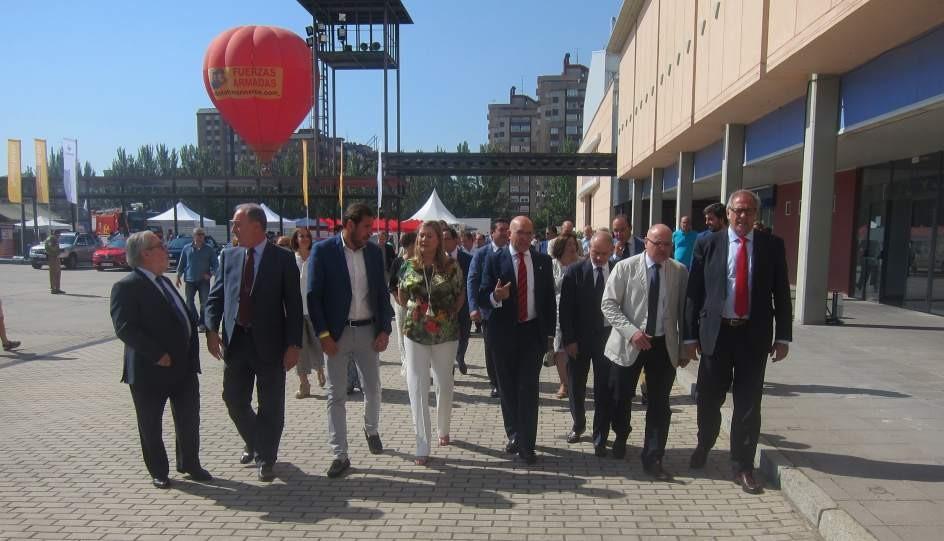 10 años con la Feria de Muestras de Valladolid