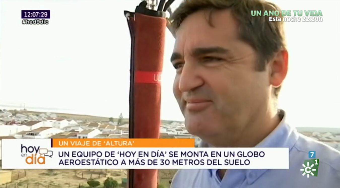 Globotur en 'Hoy en Día' de Canal Sur TV